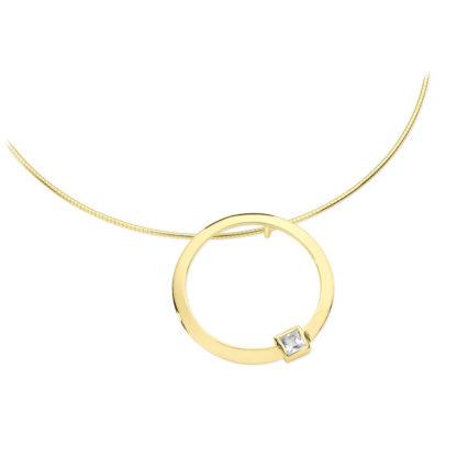 Karen Duncan Jewellery - Solar Large Pendant