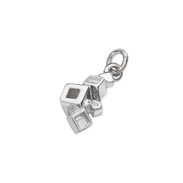Karen Duncan Jewellery - Blocks Plain Charm