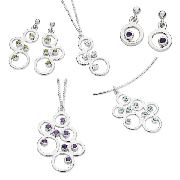Karen Duncan Jewellery - Bubbles Collection