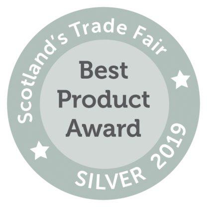 Scotland's Trade Fair - silver award 2019