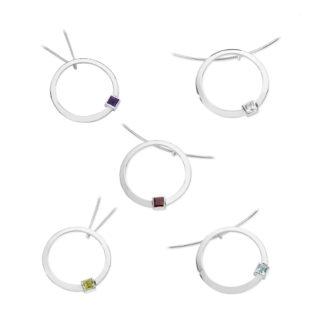 Karen Duncan Jewellery - Solar Large Pendants