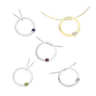 Karen Duncan Jewellery - Solar Pendants