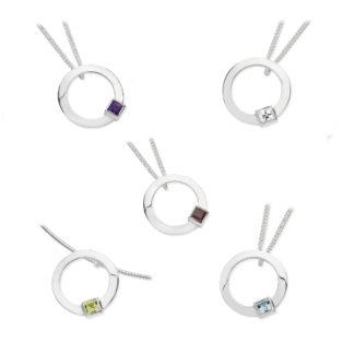 Karen Duncan Jewellery - Solar Small Pendants