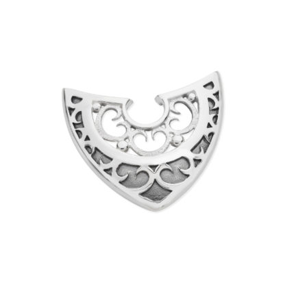 Karen Duncan Jewellery - Shield Brooch