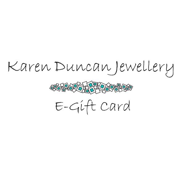 Karen Duncan Jewellery E-Gift Card