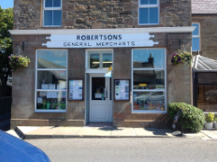 Robertsons Shop Front