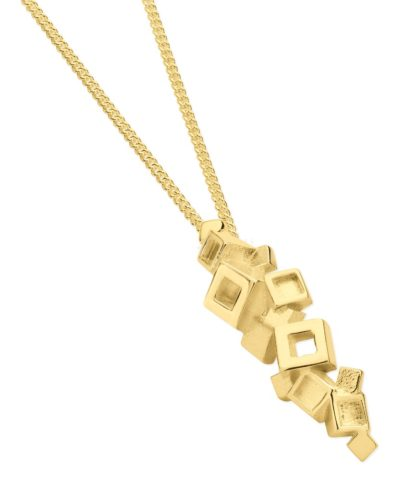 Gold blocks on chain