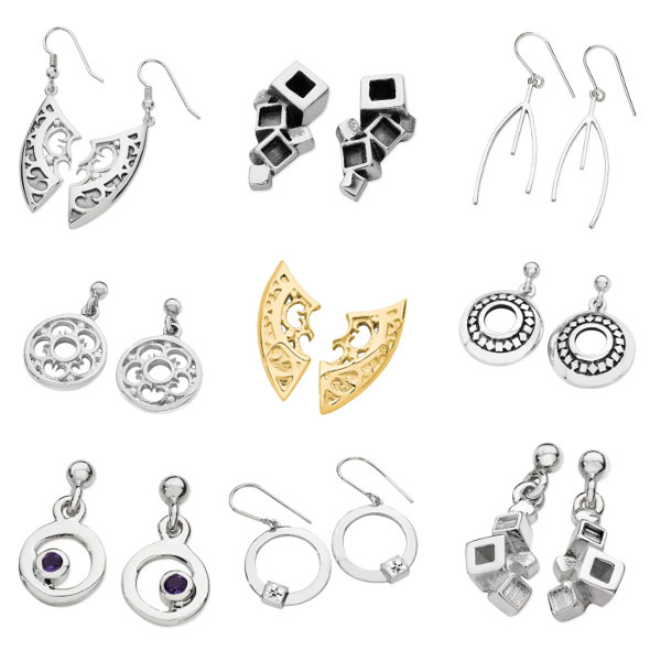 Karen Duncan Jewellery - Earrings