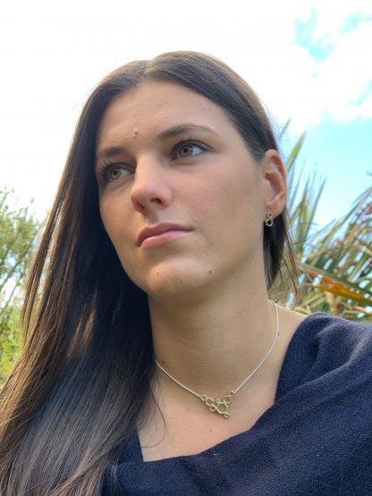 Karen Duncan Jewellery - Honeycomb model