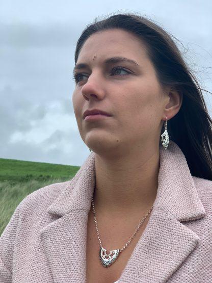 Karen Duncan Jewellery - Shield model
