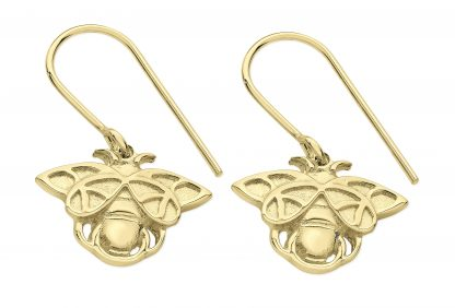Karen Duncan Jewellery - Bee Large Drop Earrings