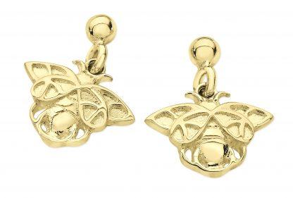 Karen Duncan Jewellery - Bee Small Drop Earrings