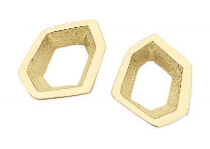 Karen Duncan Jewellery - Ebb Stud Earrings