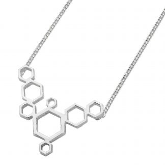 Karen Duncan Jewellery - Honeycomb Necklet