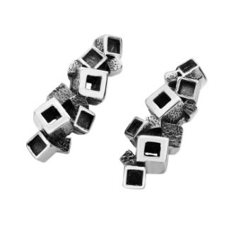 Karen Duncan Jewellery - Blocks Cufflinks