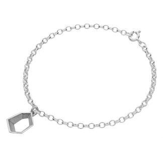 Karen Duncan Jewellery - Ebb Charm Bracelet