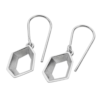 Karen Duncan Jewellery - Ebb Large Drop Earrings