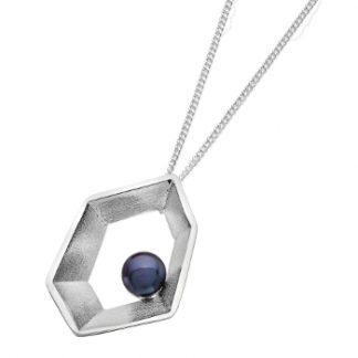 Karen Duncan Jewellery - Ebb Pearl Pendant