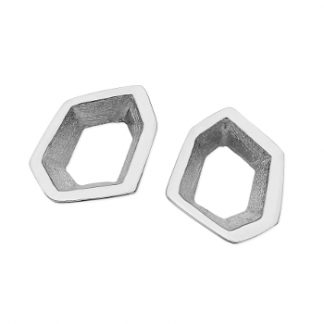 Karen Duncan Jewellery - Ebb Small Stud Earrings