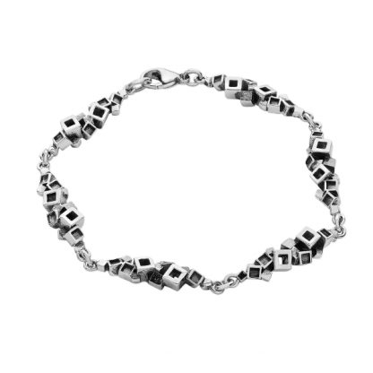 Karen Duncan Jewellery - Blocks Bracelet