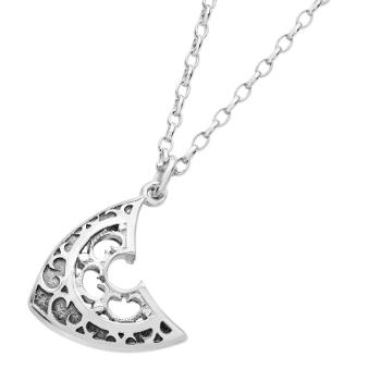 Karen Duncan Jewellery - Shield Charm Pendant